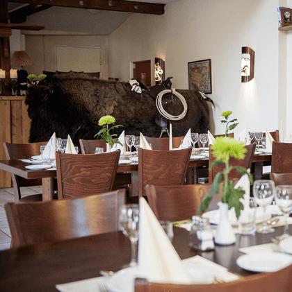 Restaurant - Åben hver fredag